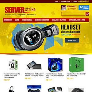 Server Strike