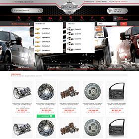Pickup Auto Parts