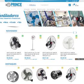 Prince Ventiladores