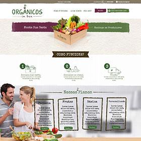 Orgânicos in Box