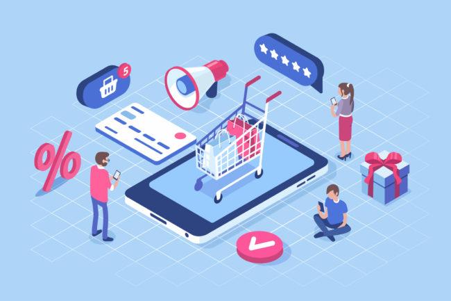 e-commerce e mercado livre